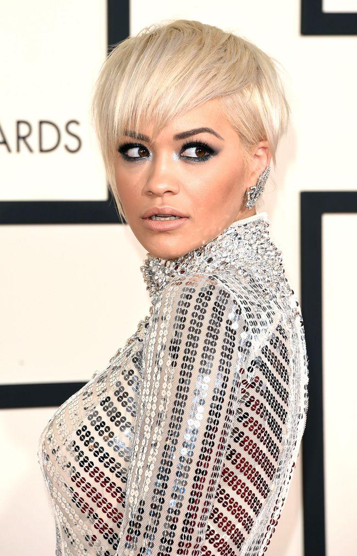 Frische Coole Ideen Auf Blonde Pixie Haarschnitte  Smart Frisuren für Moderne Haar