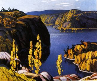A.J. Casson - Group of Seven (Canadian)