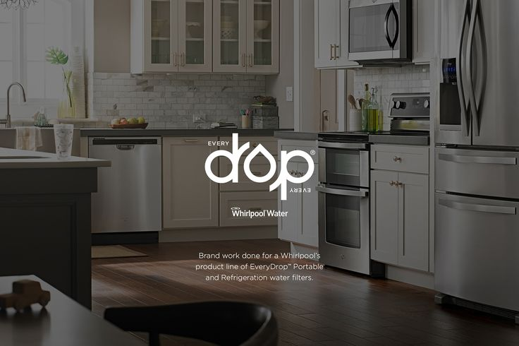 EveryDrop Whirlpool Filters on Behance