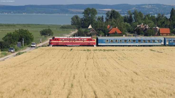 Nohab Train Hungary