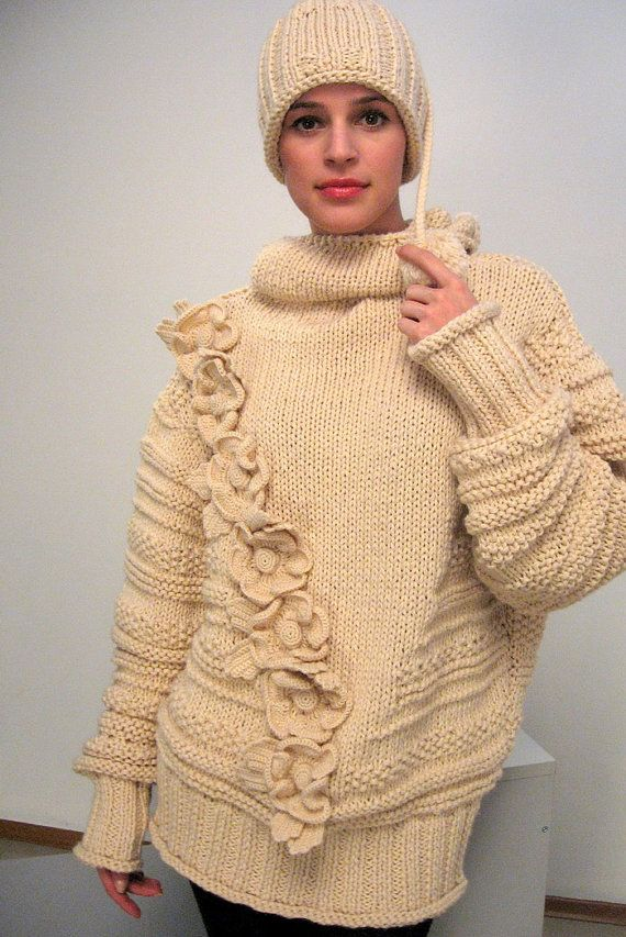 Svetlana  Rogal Sweater, Etsy