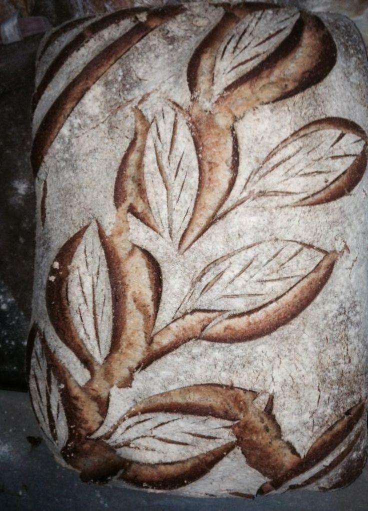 57 Best Scoring Images On Pinterest Breads Sourdough