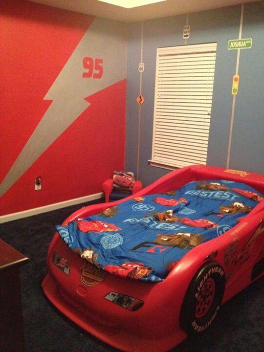 Good Lightning McQueen Room