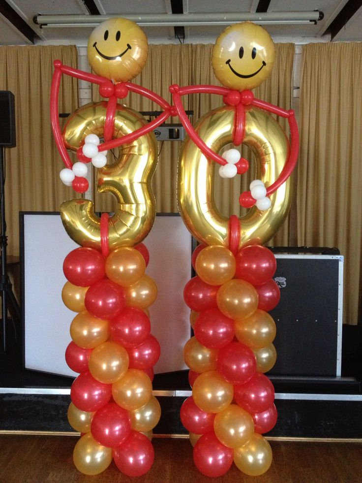 15 best 30th birthday party images on pinterest 30th for 30th birthday decoration
