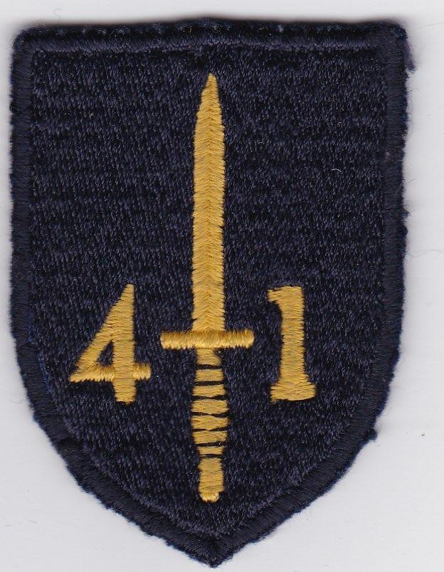 British Commando Patch 41 Independent Royal Marine Commando 1950