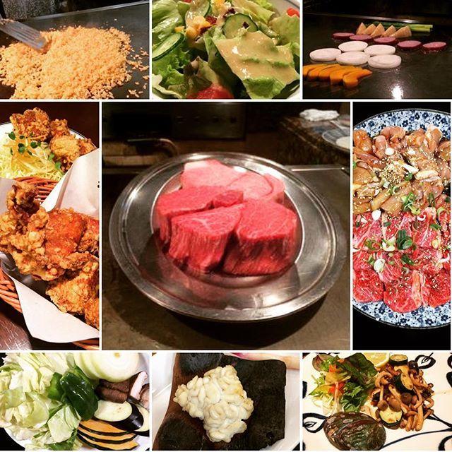 最近の#晩御飯 ! #炭水化物 抜いてからすさまじまでの#肉 率の高さ!笑 #病気 にならんかなぁ? 昨日は3日ぷりに#米 たべました。 しかしそのおかげで#体重 は2.5キロ〜3キロ減。 頑張ります。 #焼き肉 #ステーキ #野菜 #唐揚げ #アワビ #白子 #ガーリックライス いつも#写メ を撮り忘れて先に手をつけてしまうので#画像 は一部#サイト から抜粋しました!笑 さあ#筋トレ しよっと。 #自分磨き #ダイエット #グルメ #でぶ活 #食テロ