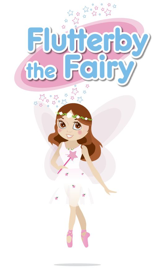 Flutterby the babyballet Fairy