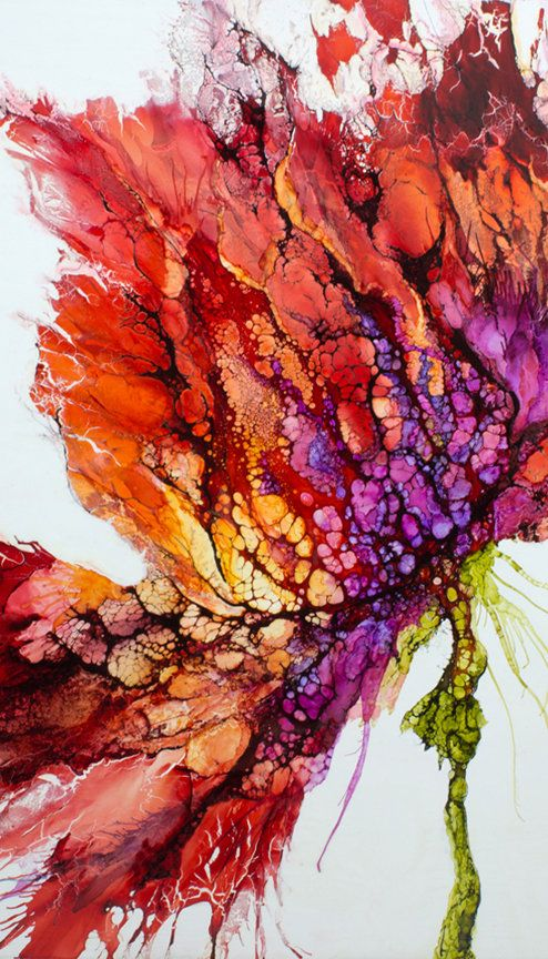 Encaustic art portfolio of Alicia Tormey
