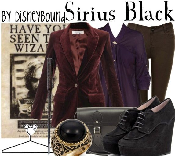 Potter-Bound as Sirius Black! And others! Genius!