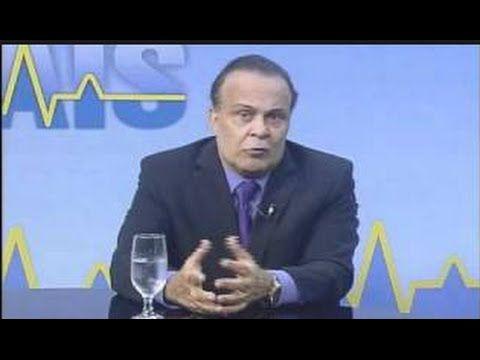 Dr. Lair Ribeiro fala sobre leite, óleos vegetais, OZÔNIO que trata 236 enfermi - YouTube