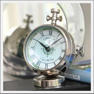 Nautical mantle clock <3