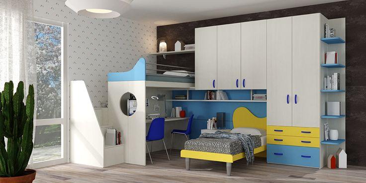 Oltre 25 fantastiche idee su mensole armadio su pinterest for 2 bay garage con soppalco