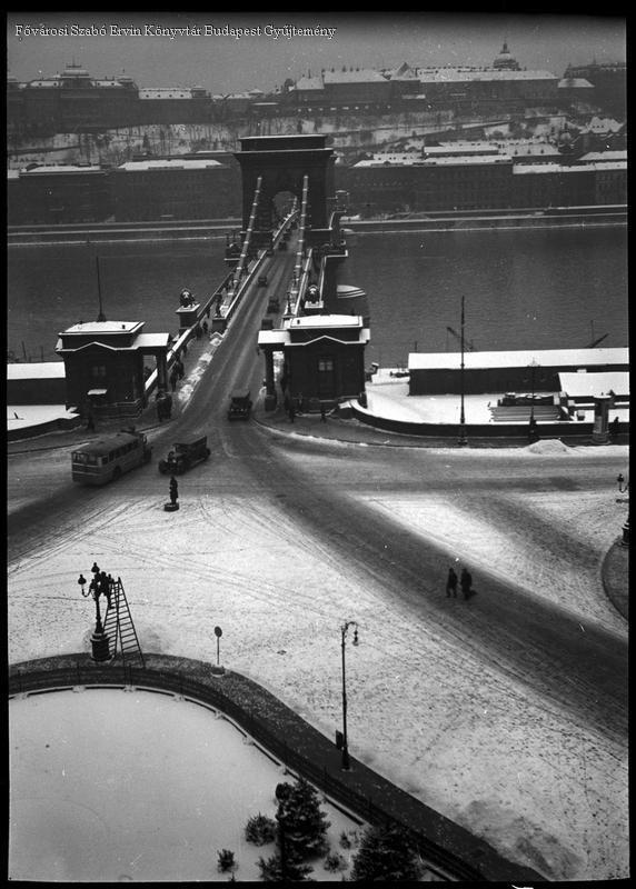 Budapest, 1930-as évek Kinszki Imre