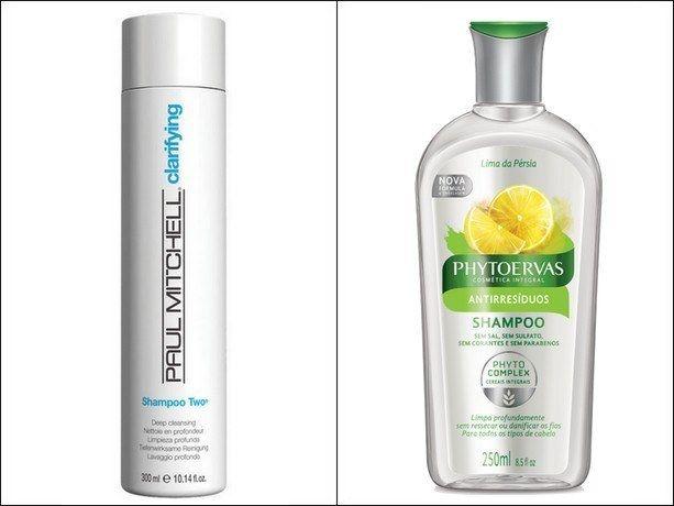 Shampoo antirresíduos para dar aquela limpada extra uma vez por semana.   40 versões mais baratas de produtos de beleza que viraram hit