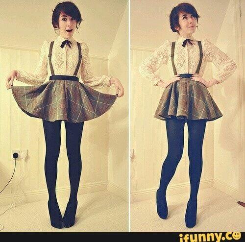 #cute, #outfit, #kawaii, #dailyoutfit, #schoolgirl