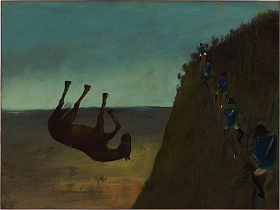 Sidney NOLAN, The slip
