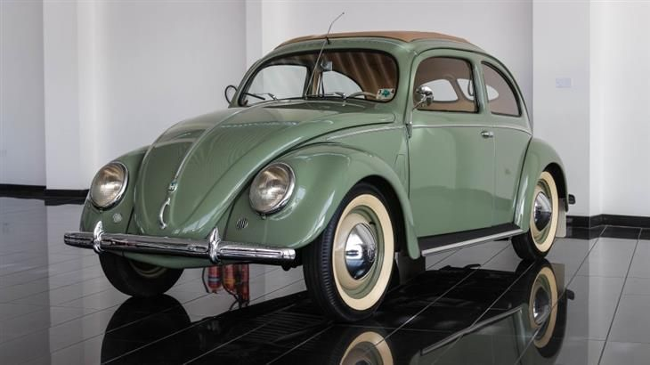 Used 1951 Volkswagen Classic Beetle for sale in Dubai from Tomini Classics.