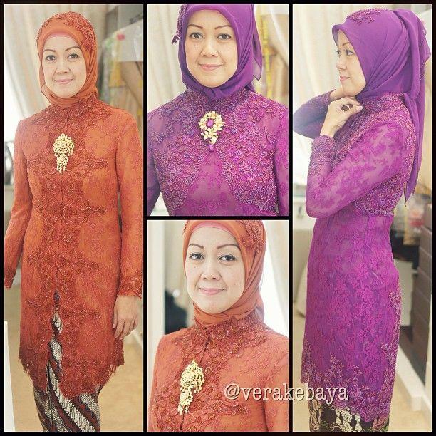 #hijab #moslemdress #hijabers #hijabfashion #batik #kebaya #verakebaya - verakebaya @ Instagram