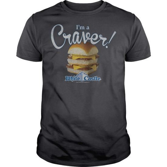 White Castle Craver T Shirts, Hoodie Sweatshirts