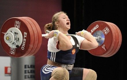 Tatiana Kashirina (75+), Russia Snatch - WR 151kg Clean & Jerk - 183kg Total - 332kg - Olympic Silver ('12 London) - World Champion ('10 Antalya) - 2x World Championships Silver ('12 Paris, '09 Goyang) - 4x European Champion ('09 Bucharest, '10 Minsk, '11 Kazan, '12 Antalya)