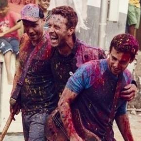 Coldplay com novo álbum saindo...confiram o vídeo da nova música na página!!!!....