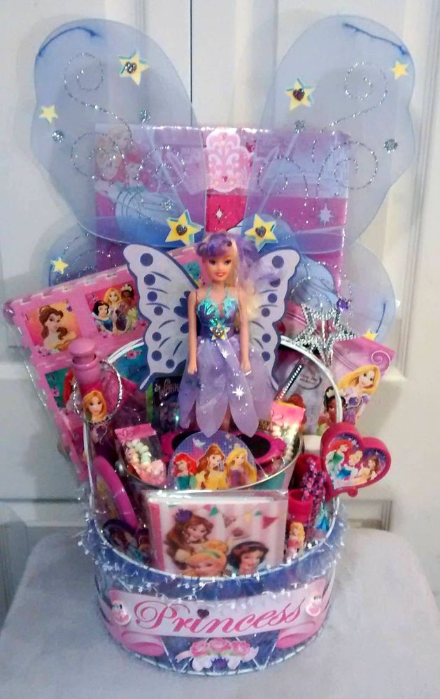455 best ebay items sold images on pinterest wine gifts small 50 ebay lg princess fairy fun games and treats gift basket for girl negle Image collections