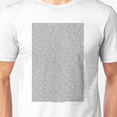 Bee Movie Script Meme T-Shirt