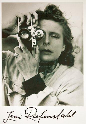 Leni Riefenstahl's Triumph of the Will?