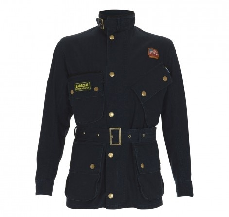 Barbour jacket. Need one of these in my life
