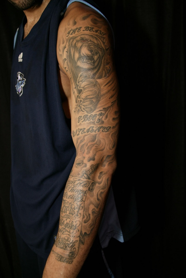 Nba Tattoo Sleeves | www.pixshark.com - Images Galleries ...