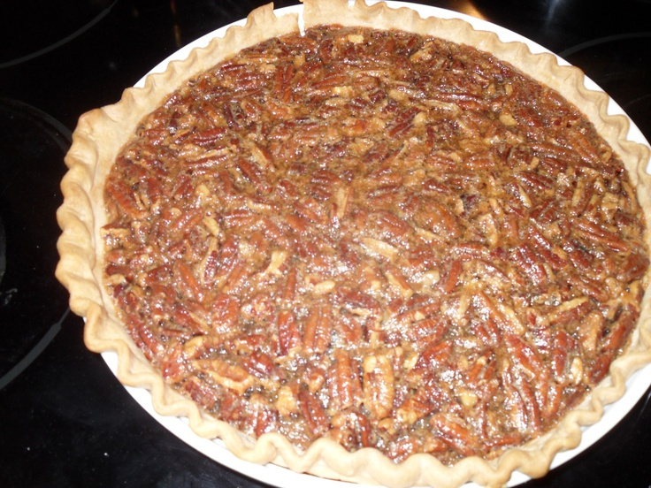 Chocolate Bourbon Pecan Pie | Puddings, Pies and Cobblers | Pinterest
