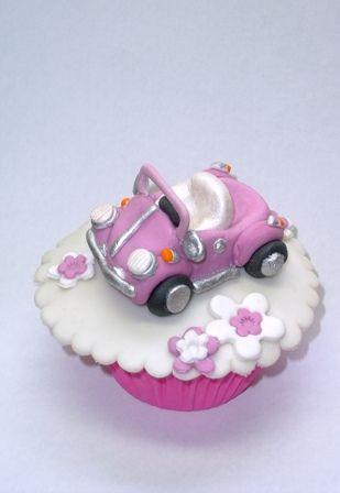 Pink Car!! by Ana_Fuji, via Flickr