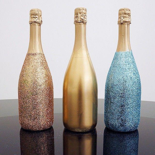 Дизайн бутылок своими руками фото что среди