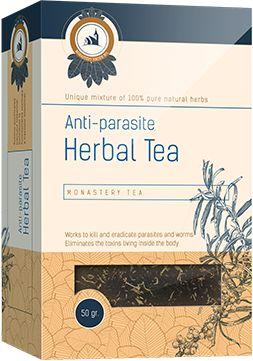 Anti-parasite Herbal Tea
