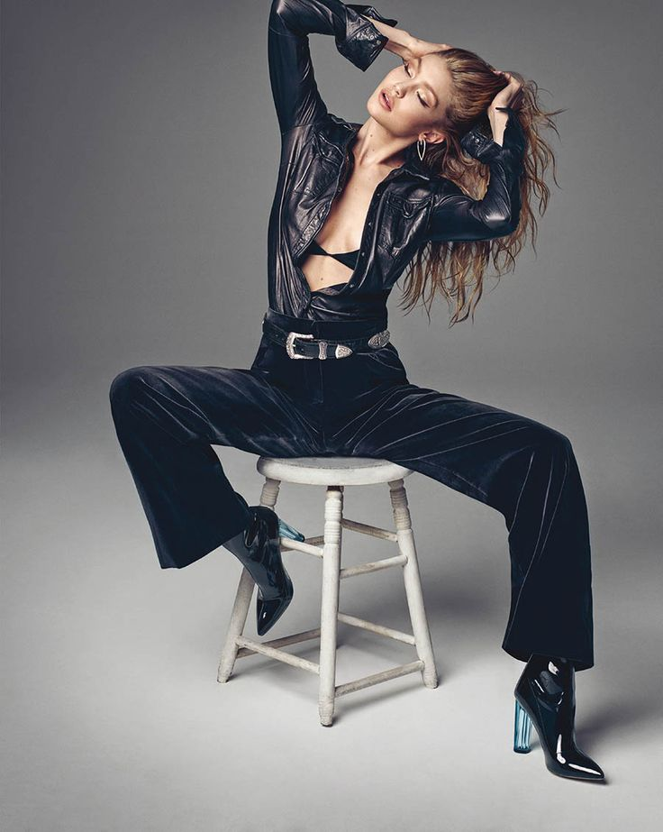 Gigi Hadid covers Vogue Korea September 2017 by Henrique Gendre
