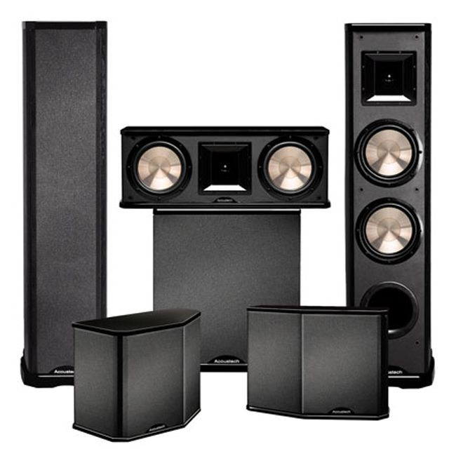 BIC Acoustech PL-89 Home Theater System   Overstock.com Shopping - The Best Deals on Home Theater Systems