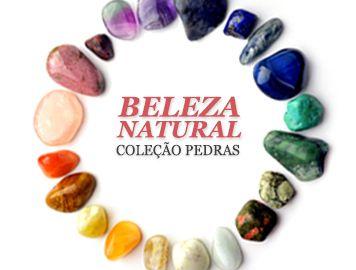 """Nossa seleção de pedras naturais é um """"must have"""" e proporciona um toque de sofisticação ao visual."""