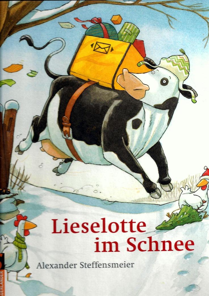 Liselotte im Schnee