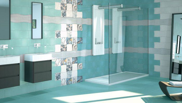 Les 25 meilleures id es de la cat gorie peindre salle de bain sur pinterest peindre des for Peindre le carrelage mural de la salle de bain
