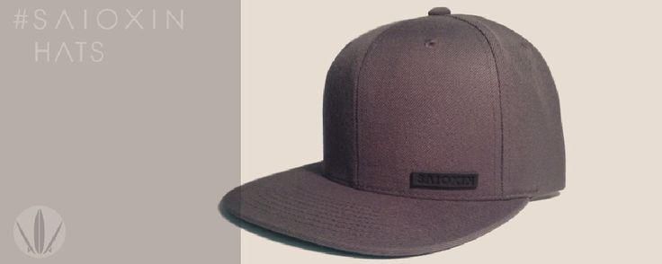 SAIOXIN - Hats,  Snap Back - Leather Patch  #saioxin #hats #surf #clothing www.saioxin.com