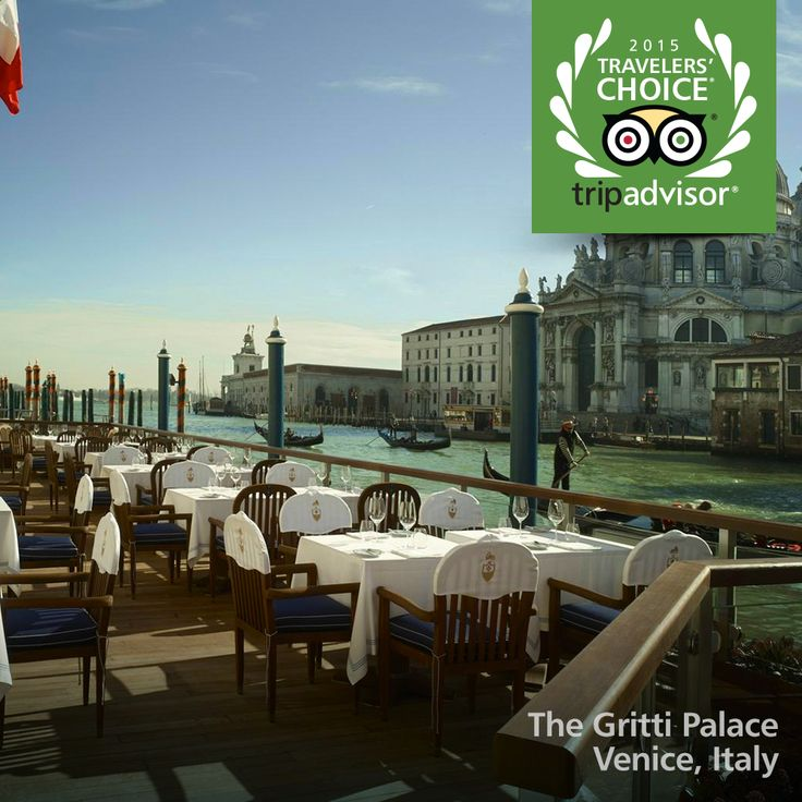 The Gritti Palace in Venice, Italy