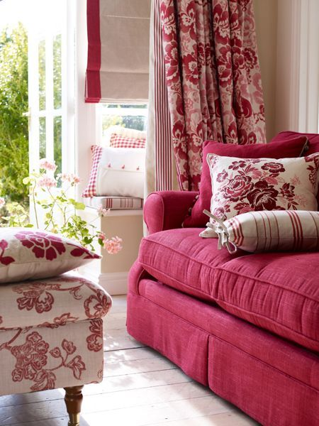 17 Best Images About Beautiful Pink Schemes On Pinterest Pink Accents Living Rooms And Anna