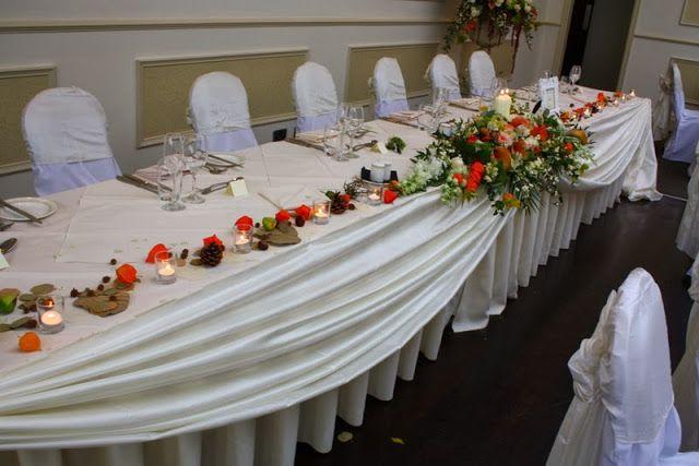 The Stunning Autumn Wedding Day of Sarah