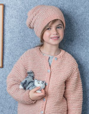 Bonnet   Kids knits   Pinterest   Knit mittens, Hats and Knitting ... d411b3e4eda