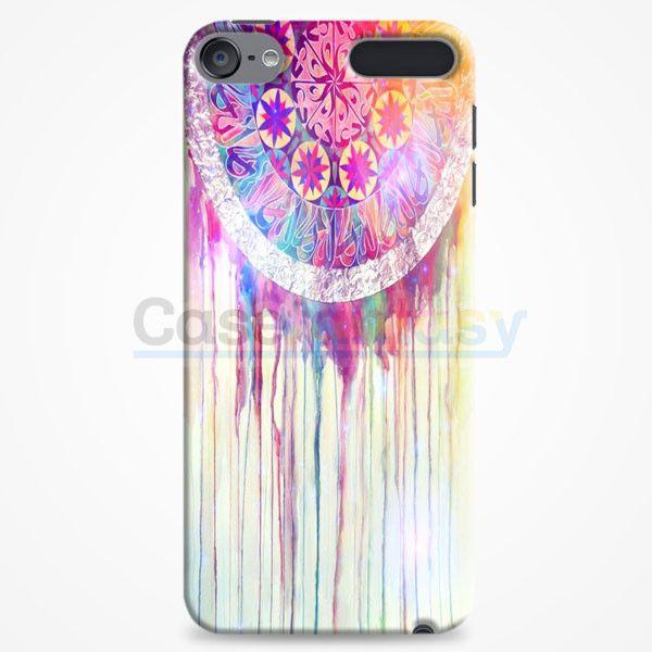 Bmth Sempiternal In Rainbow Watercolor Drop iPod Touch 6 Case | casefantasy