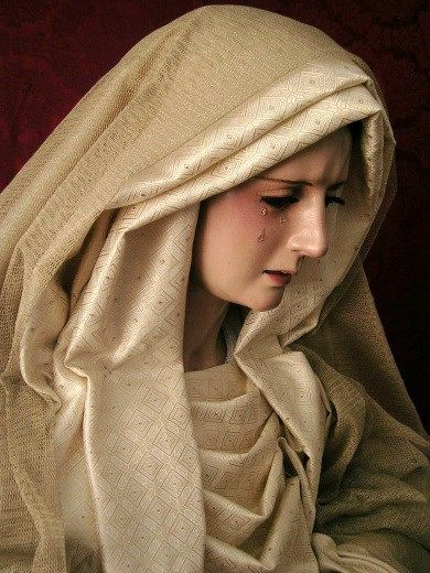 Devotion to Our Lady of Sorrows is beloved to the hearts of many. Let us confide our fears and sorrows to her.