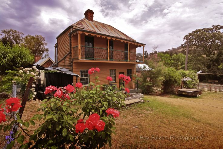 old house in Sofala NSW
