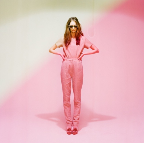 pink toneVie En, Open Ceremonies, Chelsea Boots, En Rose, La Vie, Colors Lights, Rodarte, Fashionmi Style, Fashion Photography