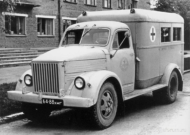 ПАЗ-653 1955-1960 гг ID: 312748