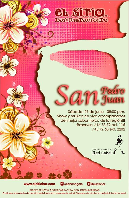 Fiestas San Pedro, San Juan